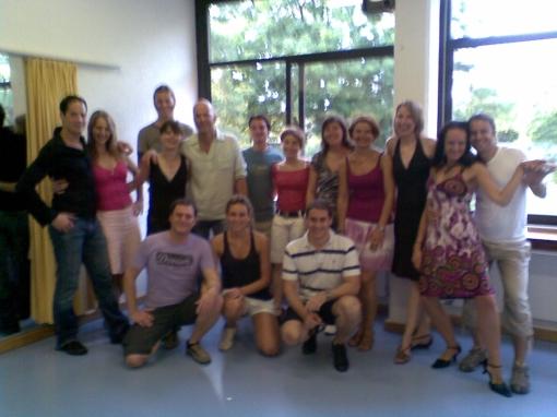 Salsa Schule 22.8.2010